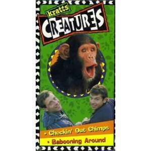 Kratts Creatures: Checkin Out Chimps/Babooning Around: Chris Kratt