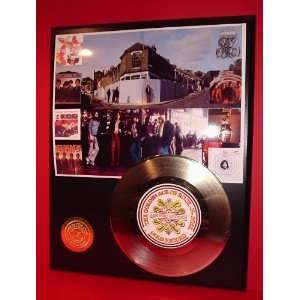 Kinks 24kt Gold Record LTD Edition Display ***FREE PRIORITY SHIPPING