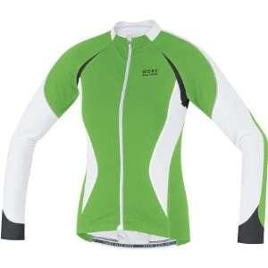 Gore Bike Wear Womens Oxygen FZ Lady Long Sleeve Jersey: