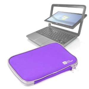 Neoprene Laptop Pouch For Dell Inspiron Duo