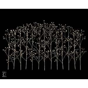Iron Trees Wall Art Home & Kitchen