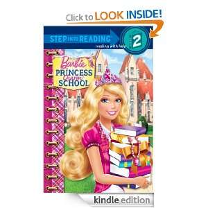 Princess Charm School (Barbie) (Step into Reading) illustrated by