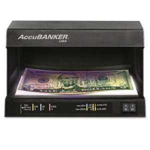 Ultraviolet & Watermark Counterfeit Money Detector