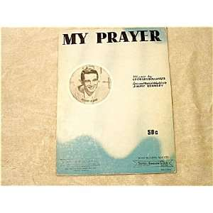 This Is My Prayer Sheet Music Musical Instruments
