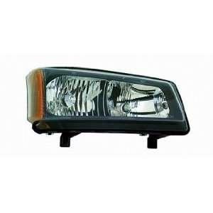 03 04 Chevrolet (Chevy) Silverado Pickup Headlight (Passenger Side