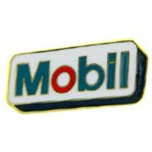 Mobil Logo Pin 1 Arts, Crafts & Sewing