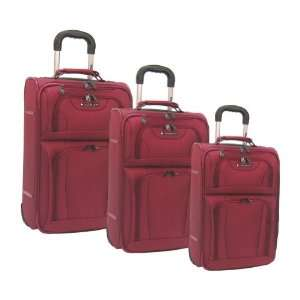 Olympia Brussels 3 Piece Luggage Set