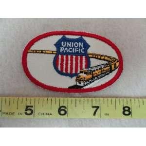 Union Pacific Railroad Patch