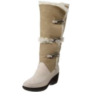Sperry Top Sider Womens Chatsworth Waterproof Faux Fur Boot
