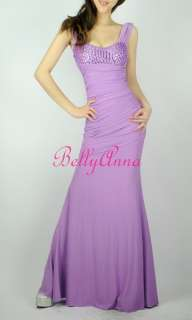 Sexy Classic Luxury Prom Party Evening Gown Bridesmaid Maxi Long