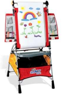 Rose Art Smart! EaselArt Supplies Kids And NEW Art Creativity Crafts