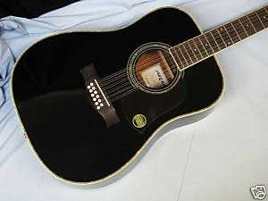 ARIA AW 35T 12 Twelve string Acoustic Guitar AW35T CASE