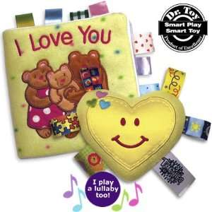 Taggies Special Time with I Love You and Sweet Heart Gift Pack Baby