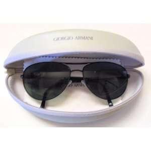 Emporio Armani Aviator Sunglasses 003CS Gray Gradient