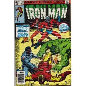 Iron Man #133 Comic Book