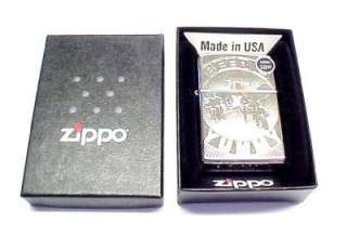 ZIPPO Lighter ~ BEER IS YUMMY ~ High Polish Chrome Design ~ NEW w/ Box