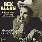 allen rex his arizona wrangl riding all day the life
