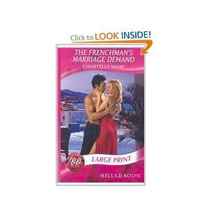 & Boon Largeprint Romance) (9780263200454) Chantelle Shaw Books