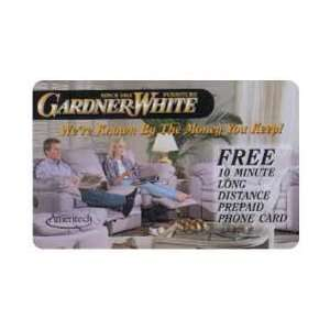 Collectible Phone Card 10m Gardner White Furniture   Complimentary