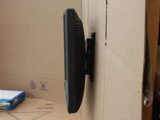 Tilt Swivel LCD LED Flat Panel TV Monitor Wall Mount Bracket 15 27