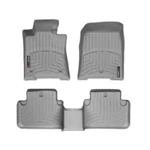 Floor Liner (Full Set) [Not Equipped with All Wheel Drive] Automotive