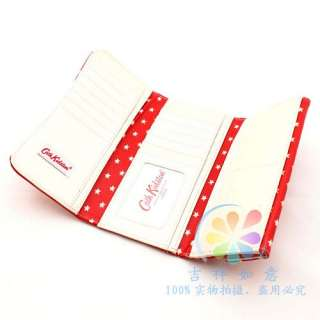 new cute lady women fashion trifold button long clutch wallet handbag