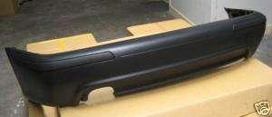 BMW E39 96 00 MTECH/M5 Style Rear Bumper Bar Kit