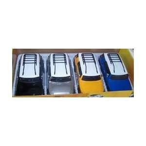 Jada Toys 1/24 Scale Diecast Dub City Toyota Fj Cruiser 4