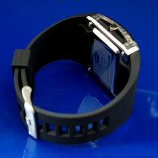 OHSEN Sports Dual Time Zone Mens QUARTZ Chrono Watch