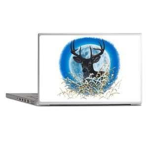 Laptop Notebook 14 Skin Cover Deer Moon Deer Hunting