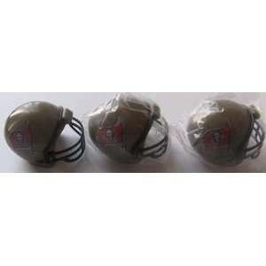 NFL Football Mini Helmets Buccaneers Pencil Toppers Vending Toys Pack