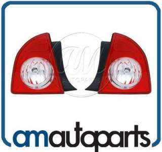 Chevy Malibu LTZ 08 09 10 11 12 Taillight Tail Lamp NEW PAIR