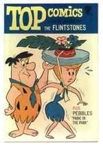Top Comics Flintstones #3 VF/NM Hanna Barbera