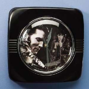 Elvis Presley Vintage Metal Wall Clock *SALE*