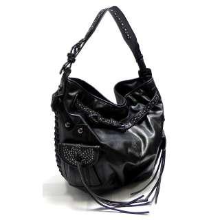 Fashion Belt Emperia Shoulder Bag Hobo Satchel Tote Purse Handbag