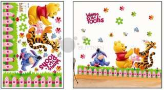 Disney Winnie The Poohs partner Clap for Baby Nursery kid Room Wall