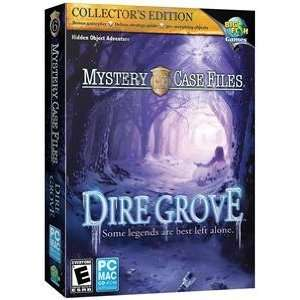 Mystery Case Files Dire Grove CollectorS Edition Sb