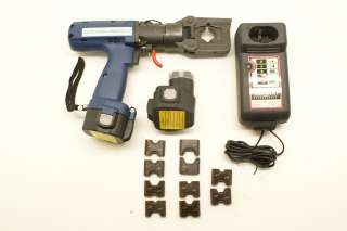 HYDRAULIC BATTERY OPERATED CRIMPING TOOL ELECTRICAL CRIMPER TERMINAL