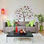 Flower Tree Removable Kid Room Mural Wall Sticker Decal