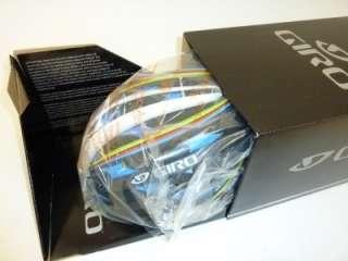 2011 Giro Aeon bicycle helmet Black WCS Medium M NEW