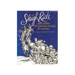 Sleigh Ride and Other Christmas Songs & Carols   Big Note
