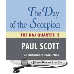 Raj Quartet, Book 2 (Audible Audio Edition) Paul Scott, Richard Brown