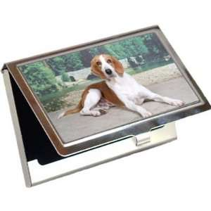 American Foxhound Business Card / Credit Card Case Office