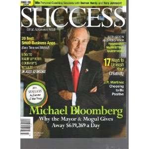 Success Magazine (March 2012) Various Books