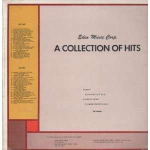 VARIOUS ARTISTS LP (VINYL) US EDEN MUSIC A COLLECTION OF HITS Music