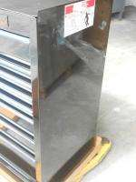 Proto Blackhawk 92708R 8 Drawer Steel Black Gloss Ball Bearing Tool