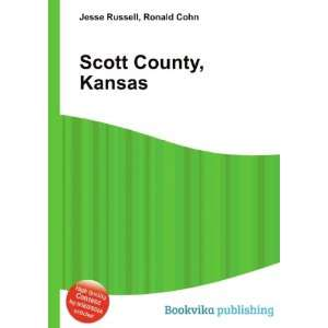 Scott County, Kansas Ronald Cohn Jesse Russell Books