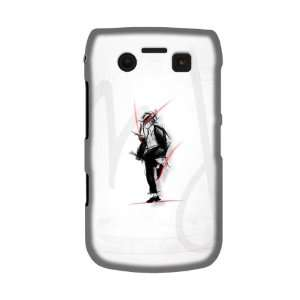 Michael Jackson Sketch BlackBerry Bold Case: Cell Phones