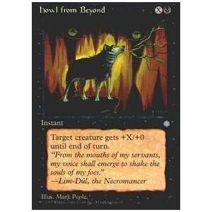 Magic the Gathering   Howl from Beyond   Ice Age Toys & Games