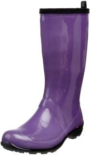 Kamik Womens Heidi Rain Boot  Deep Purple  NIB
